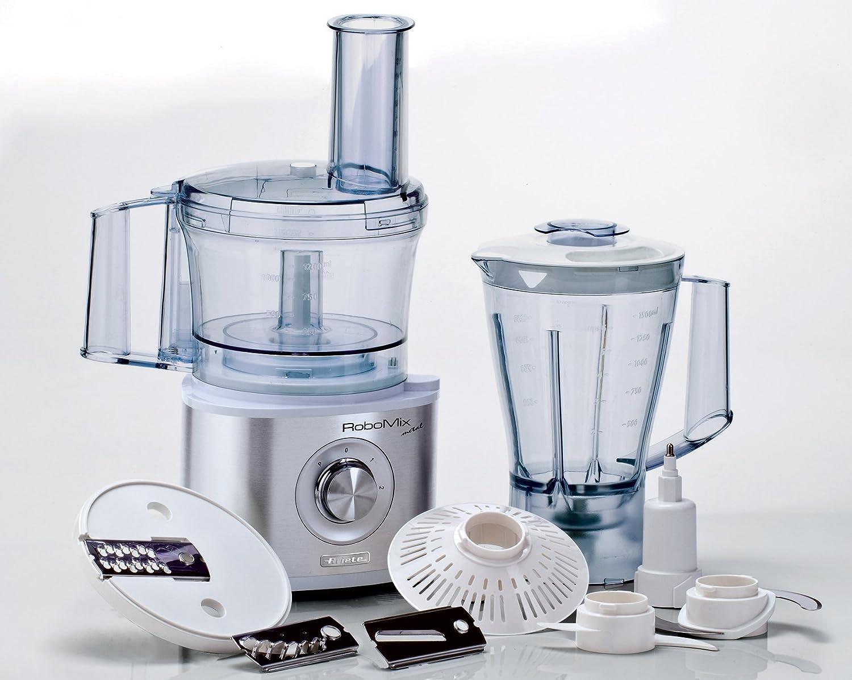 Ariete Robot Da Cucina Robomix Metal: Amazon.it: Casa e cucina