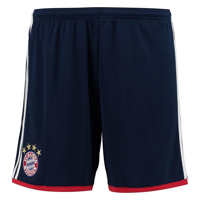 adidas Herren FC Bayern München Auswärtsshorts Replica AZ7940