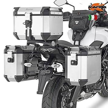 Kappa - Kl4114 Soporte para Maletas Laterales Kawasaki versys 650 (2015): Amazon.es: Coche y moto