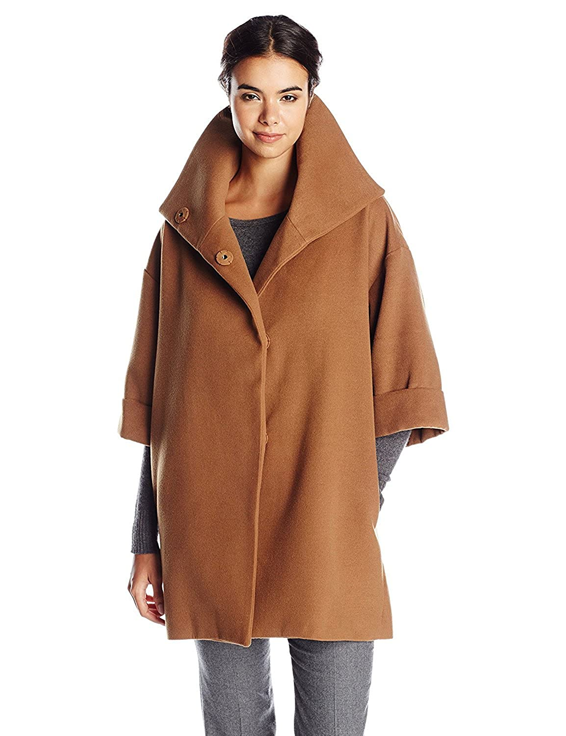 James Jeans Women's Paulina Jacket Brushed Camel Medium [並行輸入品] B075CJ8XG1