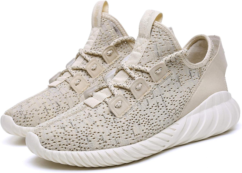 GNEDIAE Zapatillas de Deporte Hombres Zapatos de para Caminar de Peso Ligero Zapatillas de Deporte Zapatos Deportivos para Hombre Amarillo 37 EU Adecuado para Longitud del pie 22.7-23.1cm: Amazon.es: Zapatos y complementos