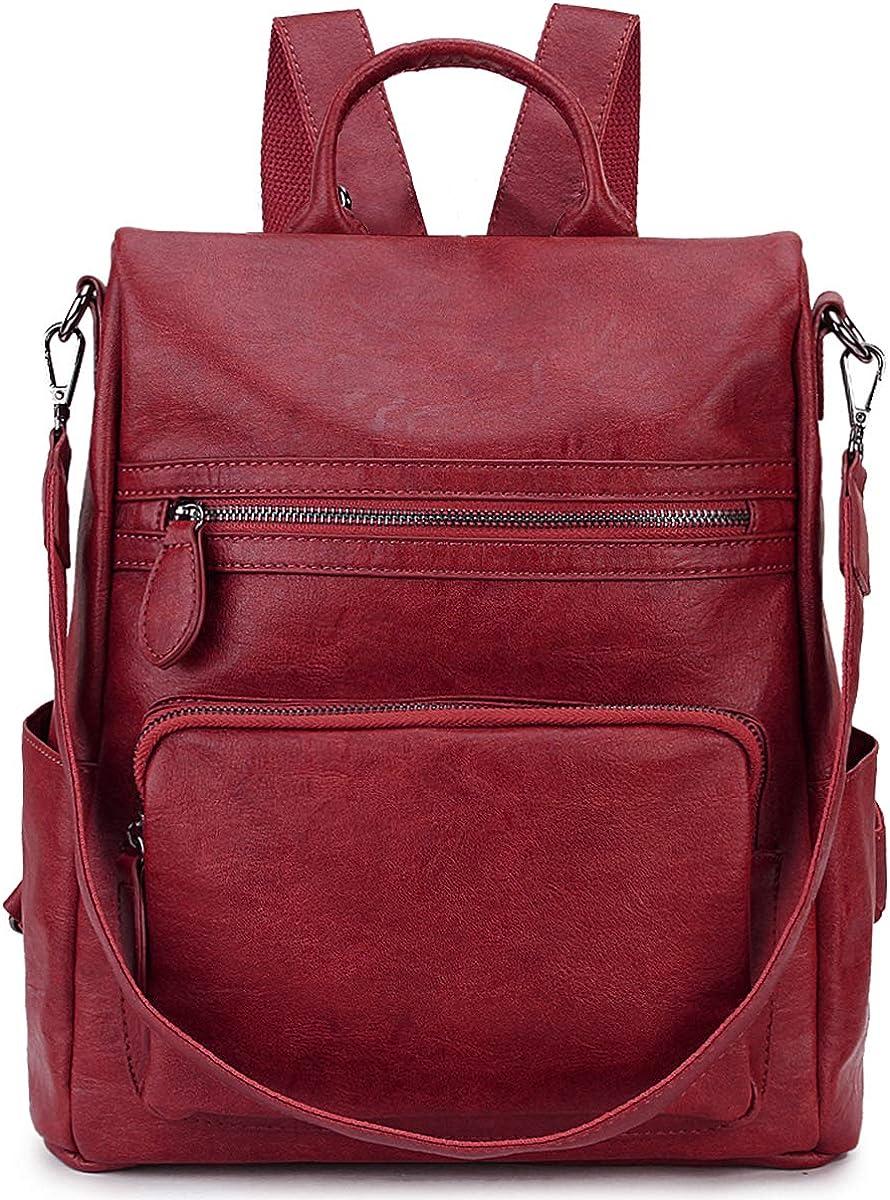 Backpack Purse RAVUO PU...