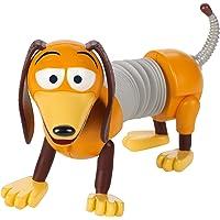 Disney Toy Story Surtido de Figuras Básicas Película, Slinky Toy Figure