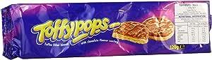 Lyons Lyon's Toffee Pops 120g, 120 g