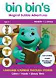 Bin Bin's Magical Bubble Adventures: Learning Mandarin Through Stories (Colors, Foods and Sleepy Time)