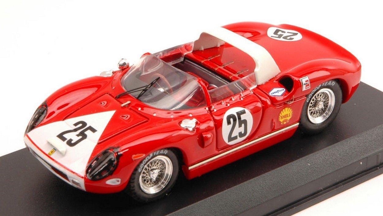 Art Model AM0177 Ferrari 330 P N.25 SEBRING64 1:43 MODELLINO Die Cast Model