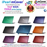 """iPearl mCover Hard Shell Case for 15.6"""" ASUS F555LA"""