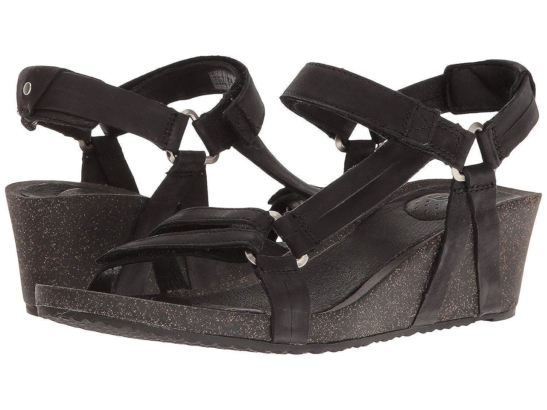 performance sportswear super cute super quality Amazon.com   Teva Women's W Ysidro Universal Wedge Sandal (6.5 B(M ...
