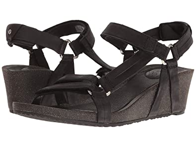 e9abe881217353 Image Unavailable. Image not available for. Color  Teva Women s W Ysidro  Universal Wedge Sandal ...