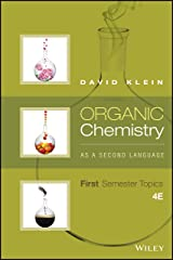Organic Chemistry As a Second Language: First Semester Topics, 4th Edition Kindle Edition