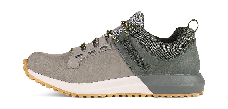 Men/'s Waterproof Leather Approach Sneaker Forsake Range Low