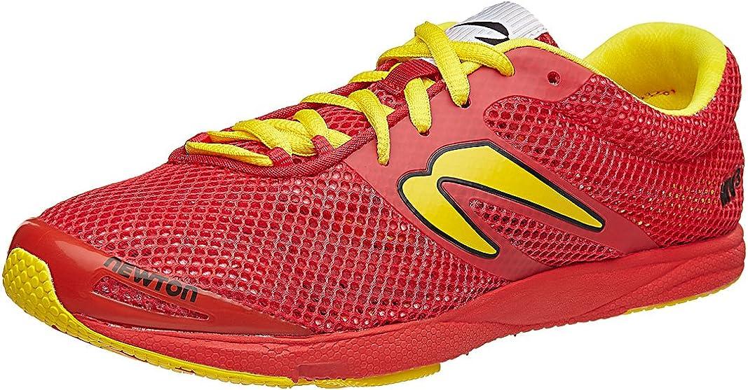 Newton Running MV3 m033316 Unidad Guantes Rojo/Amarillo, Color Rojo, Talla 46.5 EU: Amazon.es: Zapatos y complementos