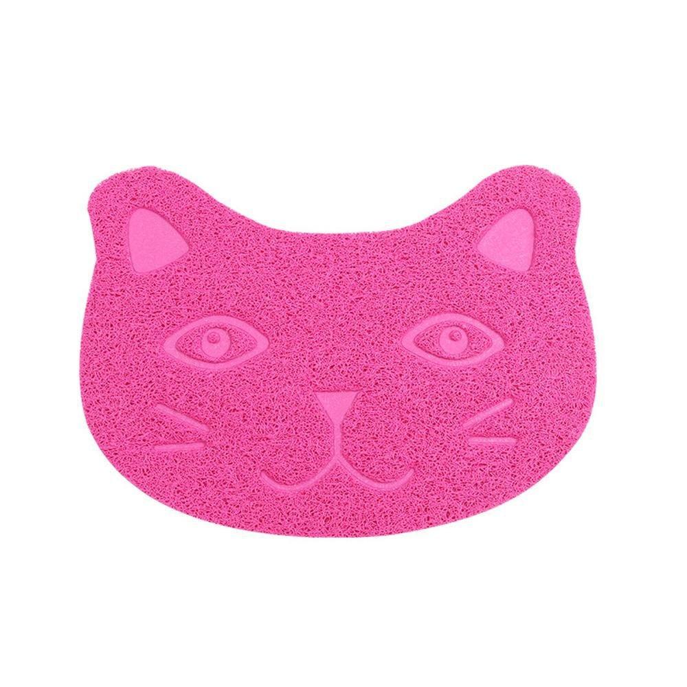 G Weiwei Dog bed PVC Cat Foot Mat cat litter Mat dog mat 30  40cm