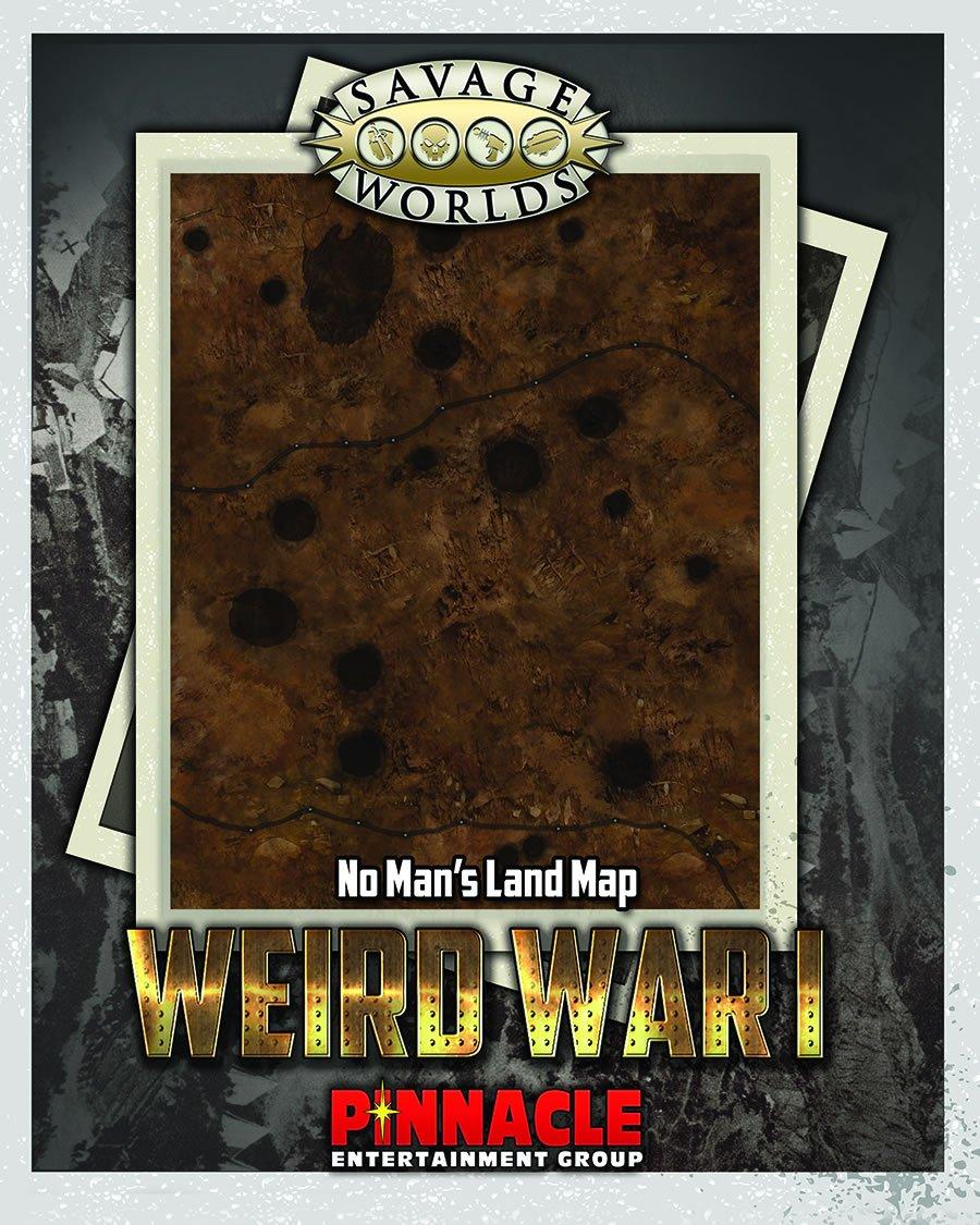 Download Weird War I Map Set: No Mans Land / Village (S2P10623) ebook