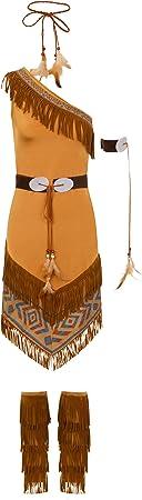 Pocahontas Fancy Disfraz de Disfraz para Despedida de Soltera ...