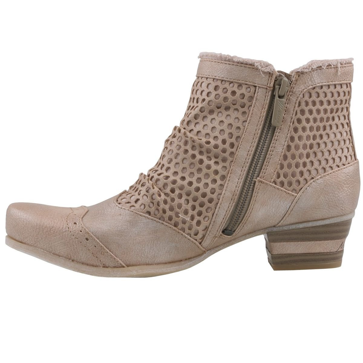 Mustang Damen 1187-514-852 Combat Stiefel Beige (Taupe (Taupe (Taupe 318) b0a6f9