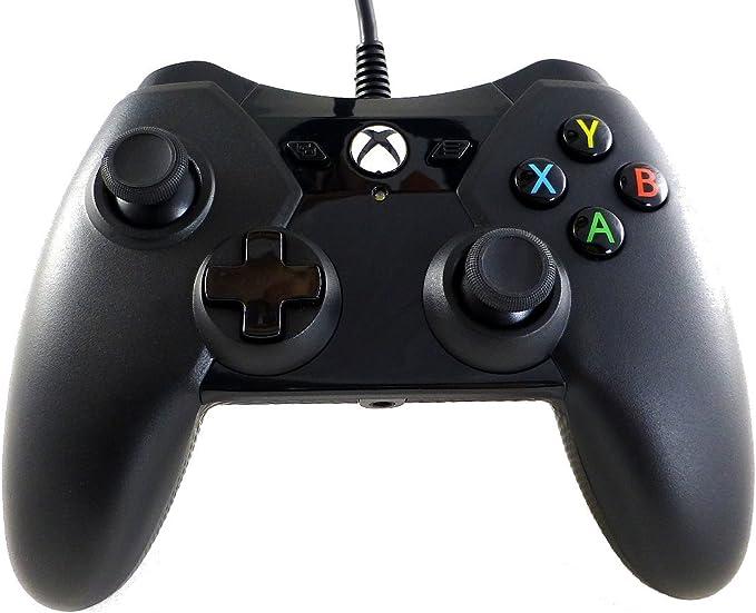 PowerA - Mando Con Cable Con Licencia Microsoft, 3 M (Xbox One): Amazon.es: Videojuegos