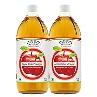 Sinew Nutrition Apple Cider Vinegar, 350ml (Pack of 2)