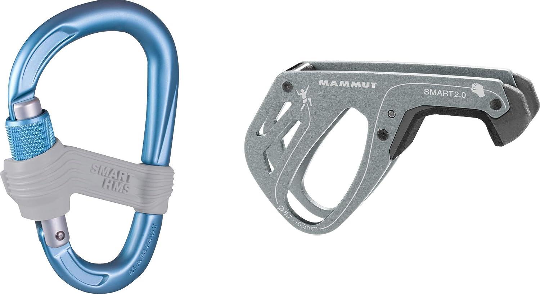 Mammut Klettergurt Ophir 4 : Mammut smart belay package sicherungsgerät und hms karabiner