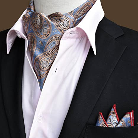 CHAOXIAN Corbatas Pañuelo + Juego de Toallas de Bolsillo ...