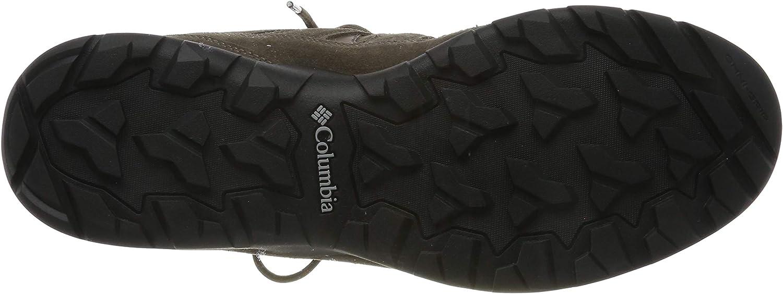 Columbia Redmond V2 LTR Mid WP Chaussures de Randonn/ée Imperm/éables Homme