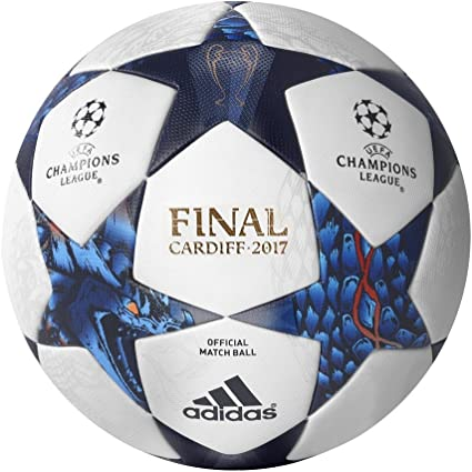 adidas Balón Final UEFA Champions League Juventus – Real Madid ...