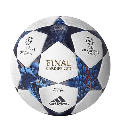 6227bd3661cd5 adidas Balón Final UEFA Champions League Juventus – Real Madid 2016 17 Road  to Cardiff