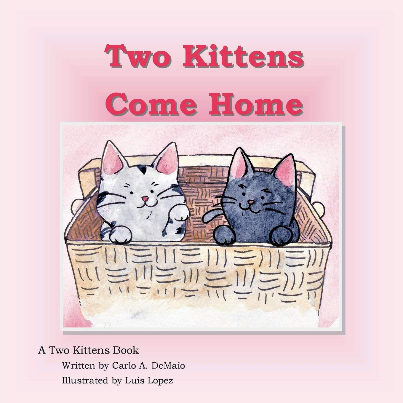 Download Two Kittens Come Home (A Two Kittens Book) ebook