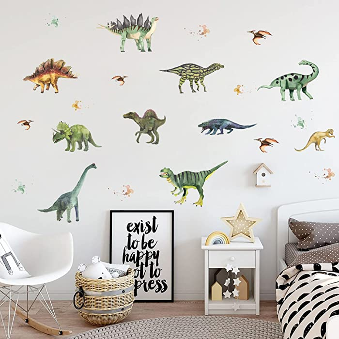 The Best Large Dino Decor Wall