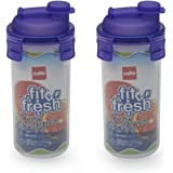 Cello Fit & Fresh R - 450 Sipper Set, 450ml, Set of 2