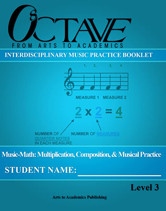 Amazon.com: Music-Math: Multiplication, Composition, & Musical ...