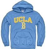UCLA Bruins Arch & Logo Gameday Hooded Sweatshirt - Light Blue ,
