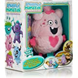 Continuum Games Snuggle Monster - Hide and Seek Bedtime Plush Toy and Book - Pink