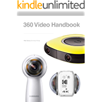 360 Video Handbook book cover