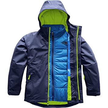 3ae7ed5ee5f THE NORTH FACE Children s Boundary Triclimate Jacket  Amazon.co.uk ...