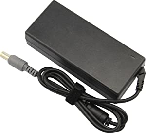 Futurebatt 90W AC Adapter Power Charger For IBM Lenovo Thinkpad T410 T420 T510 T520 SL300 N100 N200 Edge E420 E430 E530 Twist S230U SL510 T400 T430S T430U T530 T60 T61 W500 X120E X131E X140E X201 X220