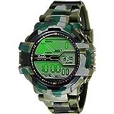 Ziera Digital Multicolor Dial Men's & Boy's Digital Watch - Zr903