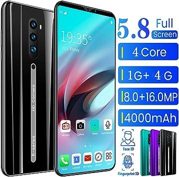 L&F Smartphone, Moviles Libres Resistente 5.8