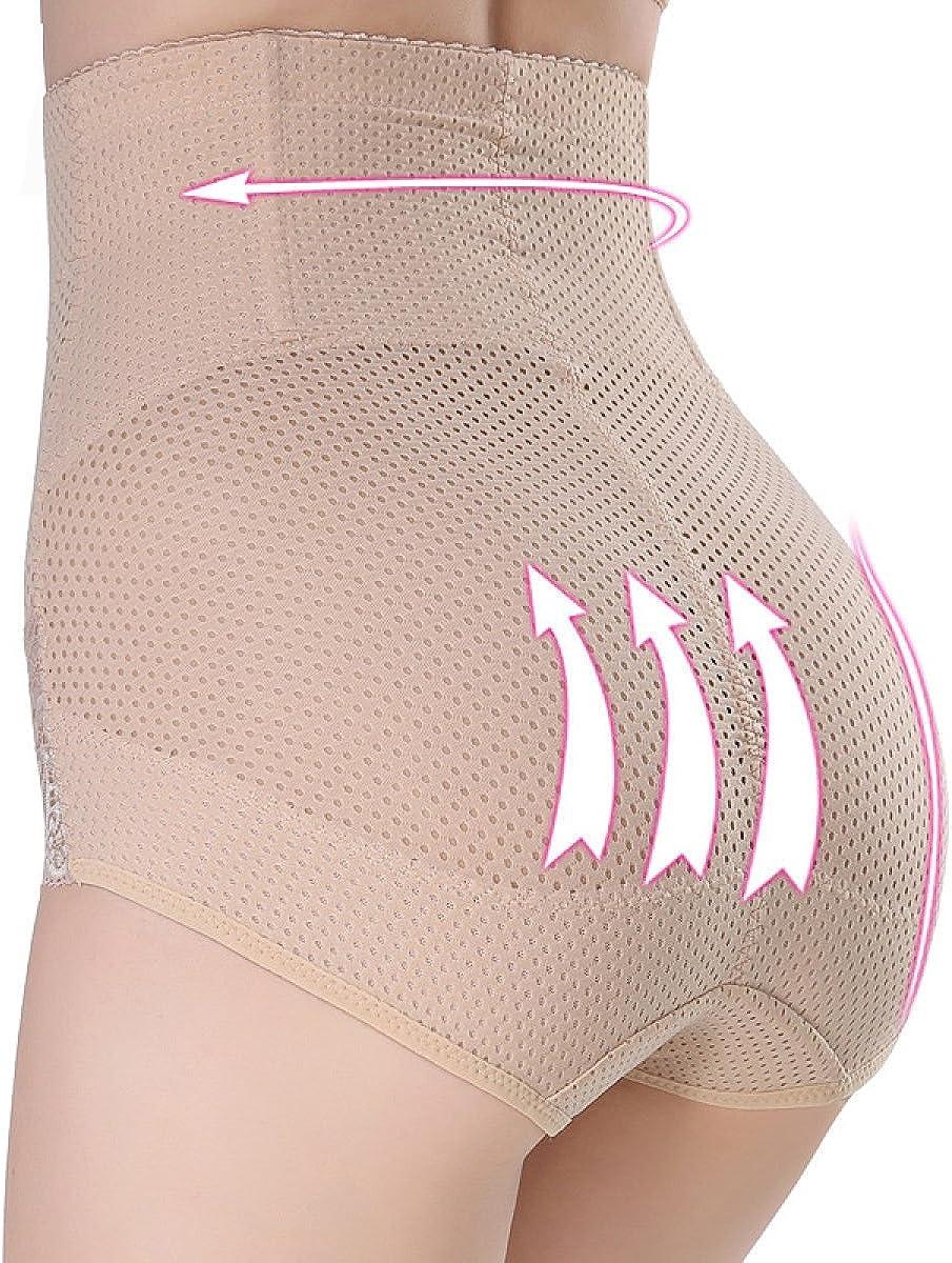 Woman High Waist Abdomen Comfortable Lift The Hips Breathable Soft Health Body Sculpting Underwear