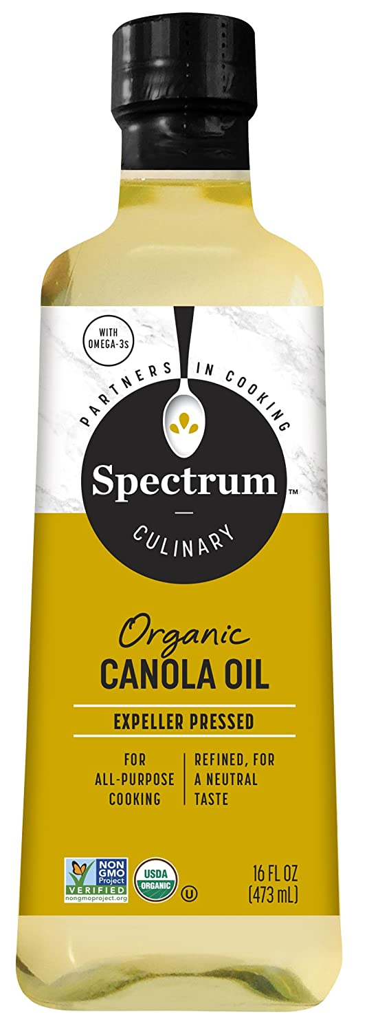 Organic, Non-GMO Canola Oil (Now PP Approved) Image