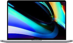 Apple MacBook Pro (16-inch, 16GB RAM, 512GB Storage) - Space Gray (Renewed)