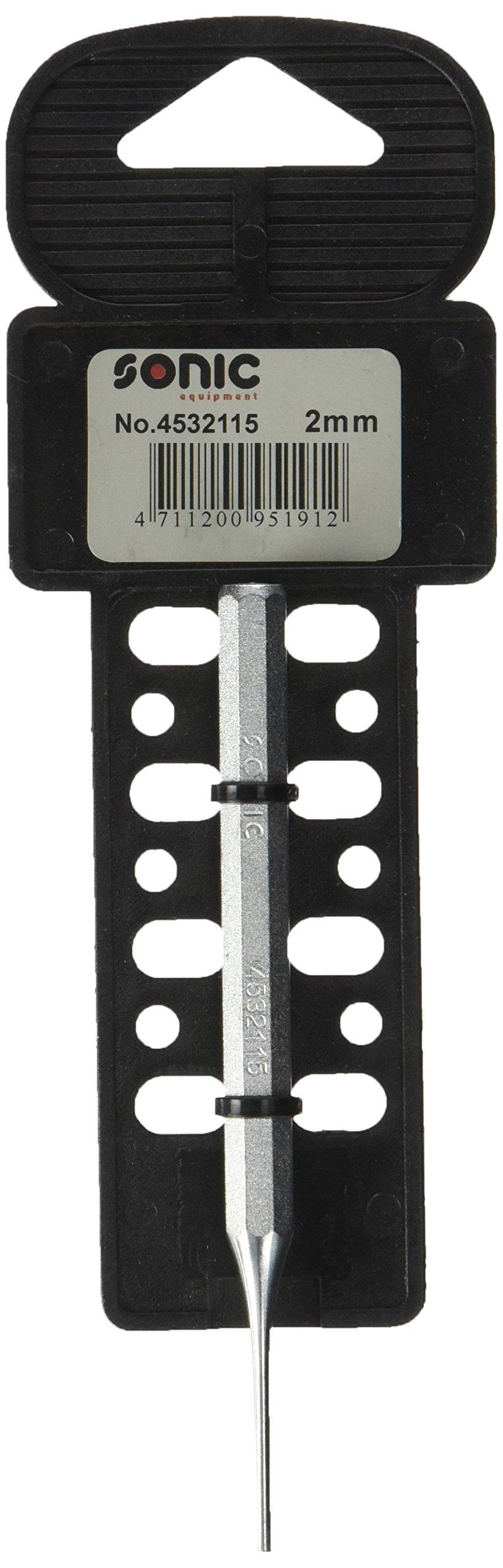 Sonic 4532115 Pin Punch, 115 MML, 2-inch