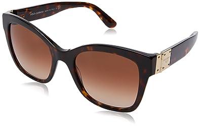 05e7e56d365293 Dolce   Gabbana 0DG4309 502 13 53, Montures de Lunettes Femme, Marron (