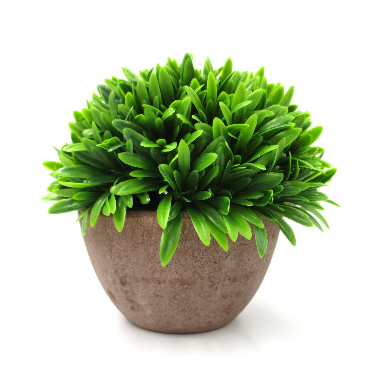 AZHOME Artificial Plants, 5 Inches