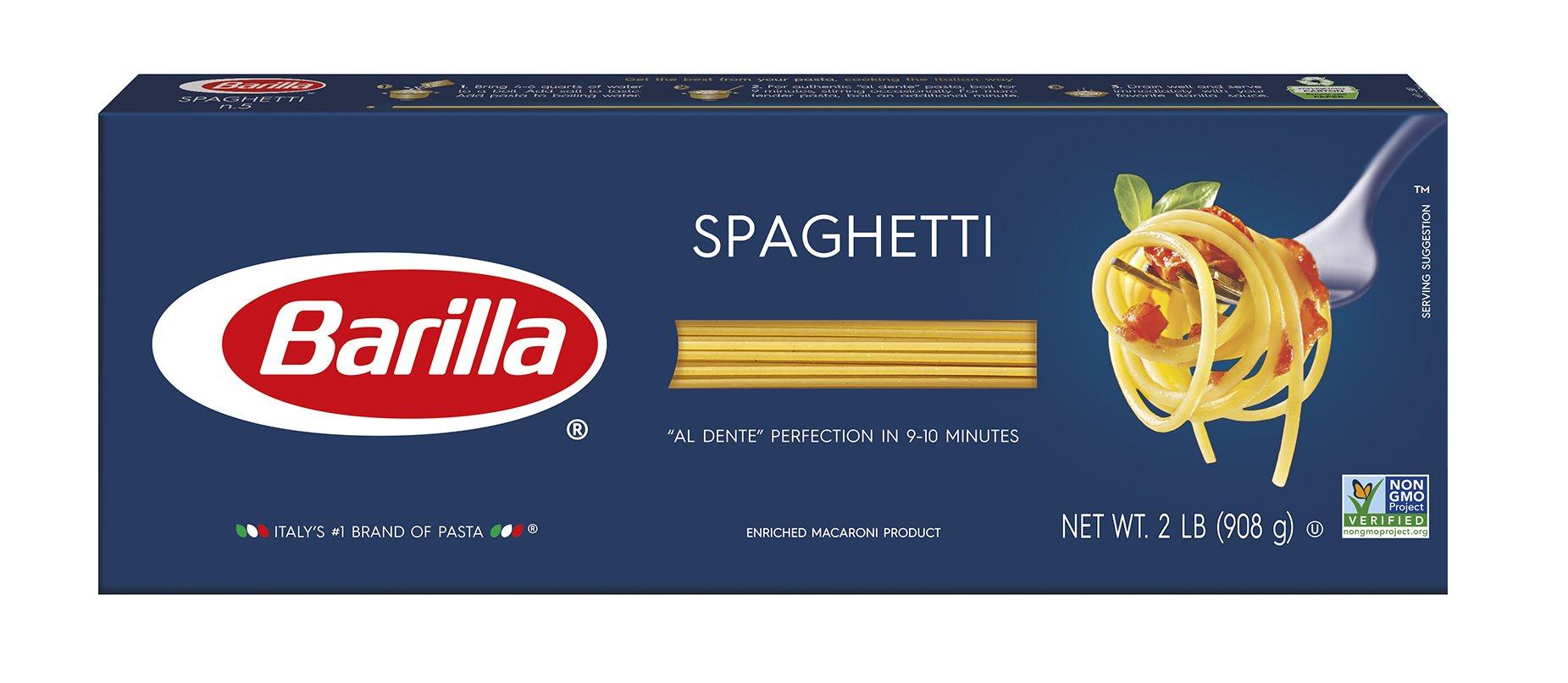Barilla Pasta, Spaghetti, 32 Ounce
