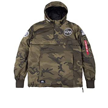Industries Camouflage Nasa Alpha S Jacke 8wOX0Pnk