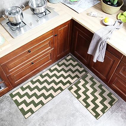 Amazon.com: Door mat,Gate pad,Rug,Kitchen floor mats,Bar,[absorbent ...