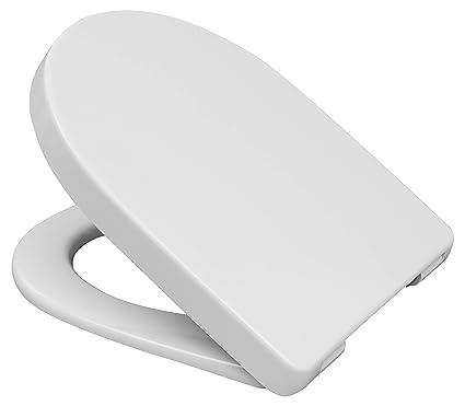 Vitra bagno - Sedile WC Samar c0102g con Softclose e cerniere in ...