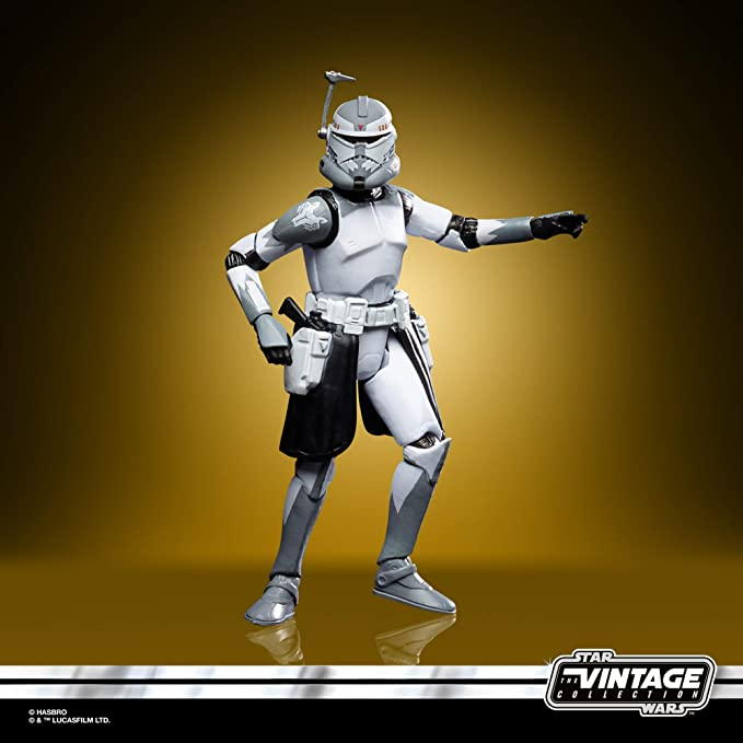 MINT IN STOCK Star Wars Vintage Collection CLONE COMMANDER WOLFFE VC168 Figure