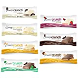 Power Crunch Original High Protein Energy Bar All Flavors Variety Pack (7 Bars)